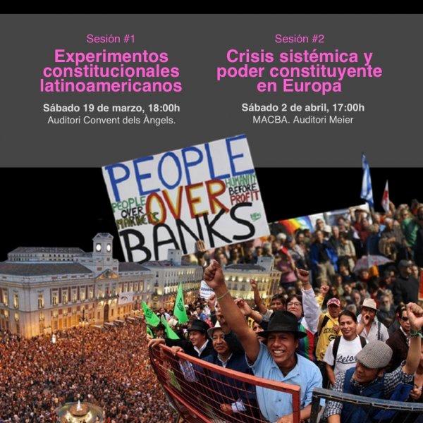 Processos constituents. Cap a una nova democràcia a Europa