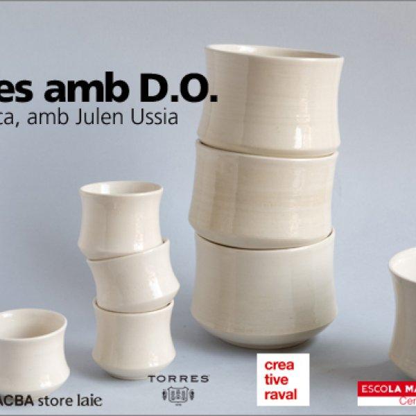Rutes amb D.O. - ceràmica