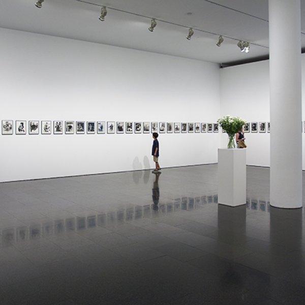 """Vistas de la exposición """"Colección MACBA 31"""", 2016. Foto: La Fotogràfica"""