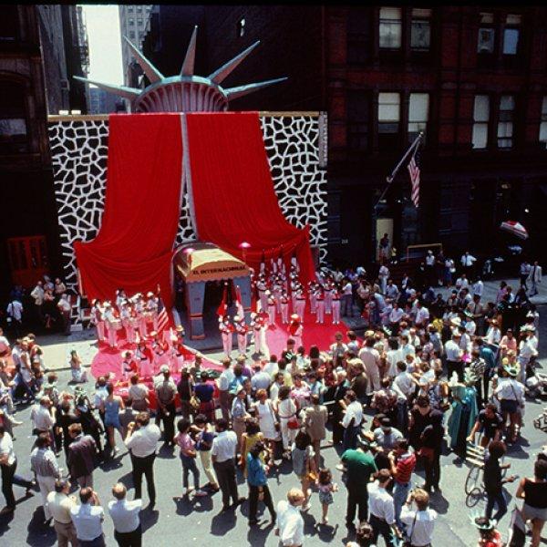"""""""El Internacional"""", 1984-1986 ©fotogràfic: Pamela Duffy"""