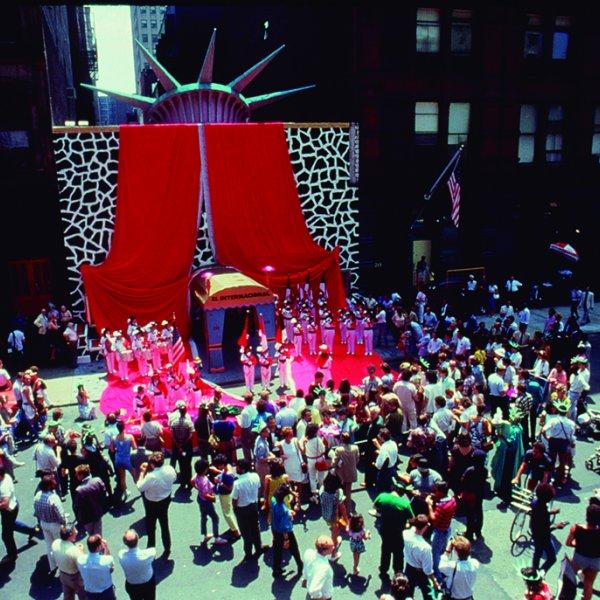 """Miralda """"El Internacional"""", 1984-1986. © fotogràfic: Pamela Duffy"""