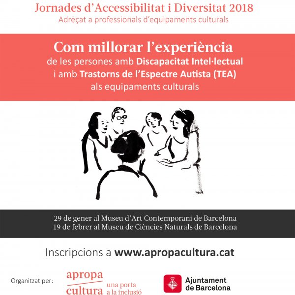 Jornades d'Accessibilitat i Diversitat 2018