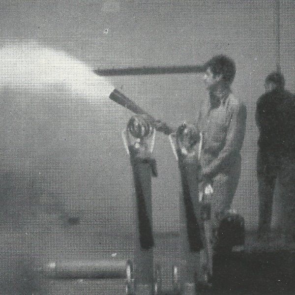 """""""Para inducir el espíritu de la imagen"""" dentro de """"Happenings"""", Ed, Jorge Álvarez 1968"""
