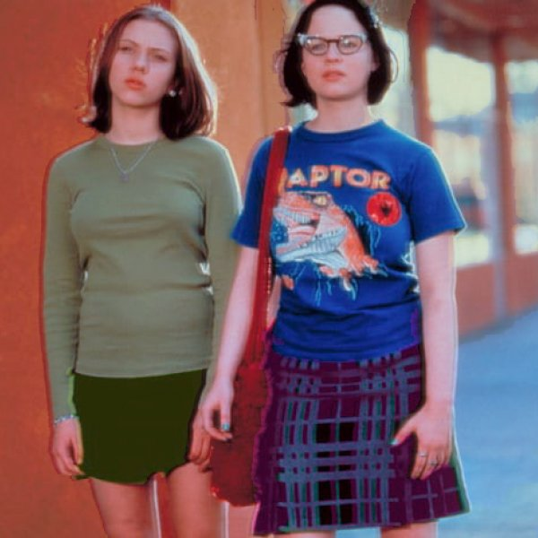 "Fotograma de ""Ghost World"""