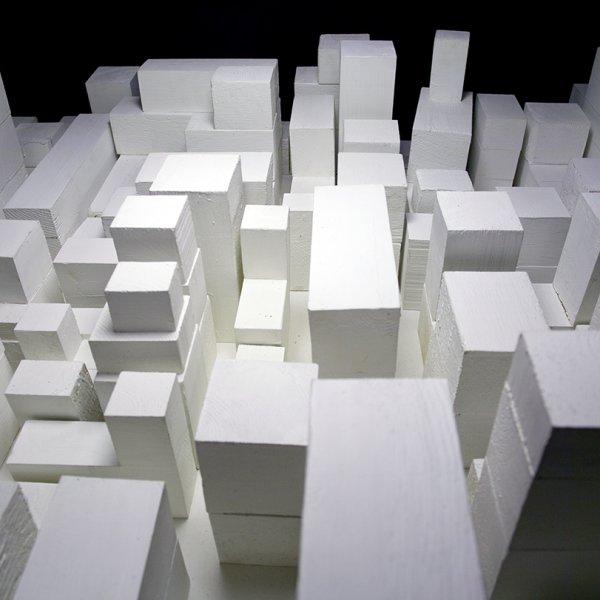 """Jordi Colomer """"El lloc i les coses"""", 1996 (detalle)"""