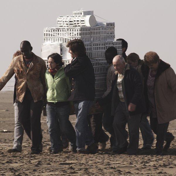 """Jordi Colomer """"L'Avenir"""", 2011 (captura de pantalla)"""