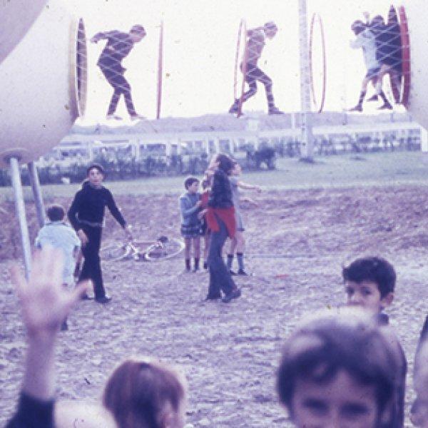 Group Ludic. Sous-marin, 1969 Les Mathes / La Palmyre - Village de vacances des Pins de Cordouan, Royan