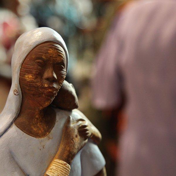 Mmë Bisila. Oralidad, arte y religión africana