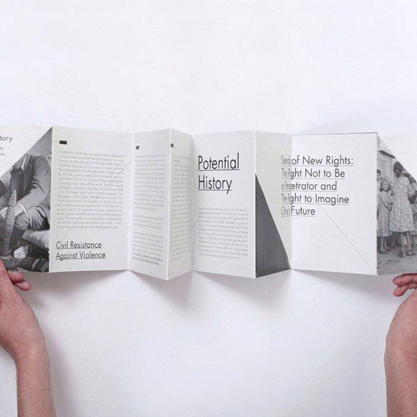 "Ariella Aïsha Azoulay. ""The Potential History of Palestine"". 2013 © Photograph: Leevetamar, 2019."