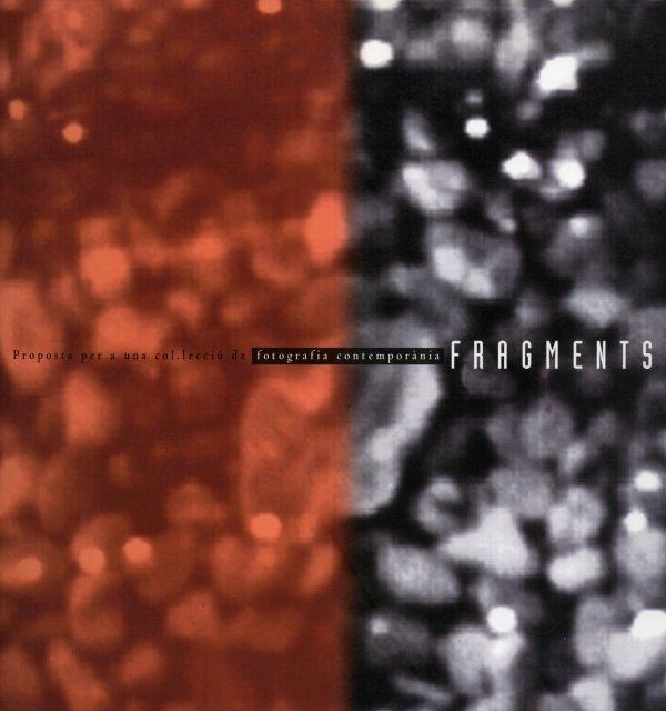 Fragments. Proposta per a una col·lecció de fotografia contemporània