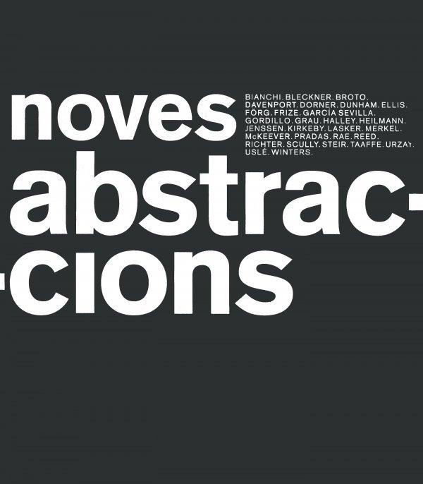 Noves abstraccions