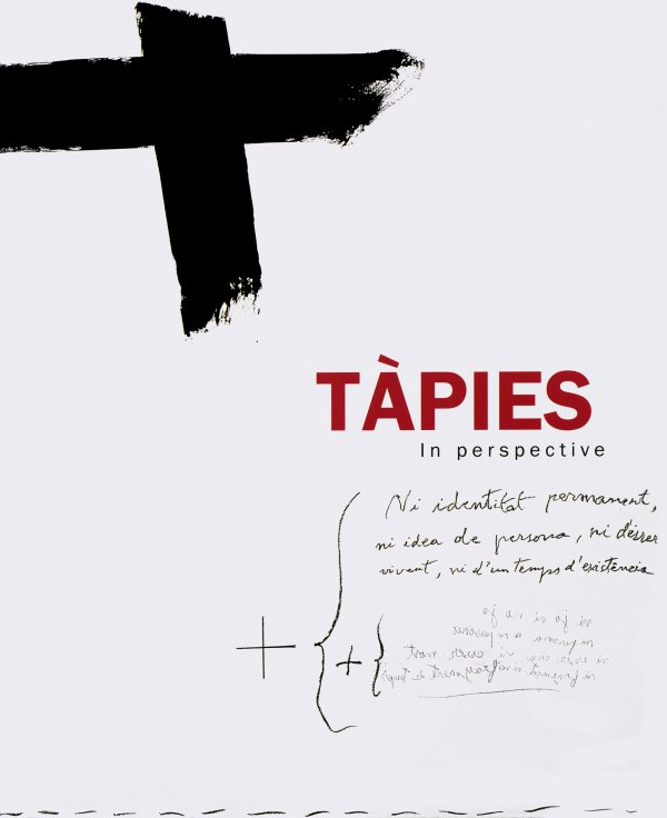 Tàpies. In perspective