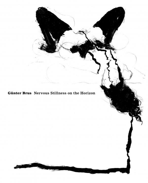 Günter Brus. Nervous stillness on the horizon