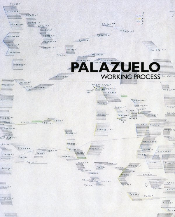 Palazuelo. Working process