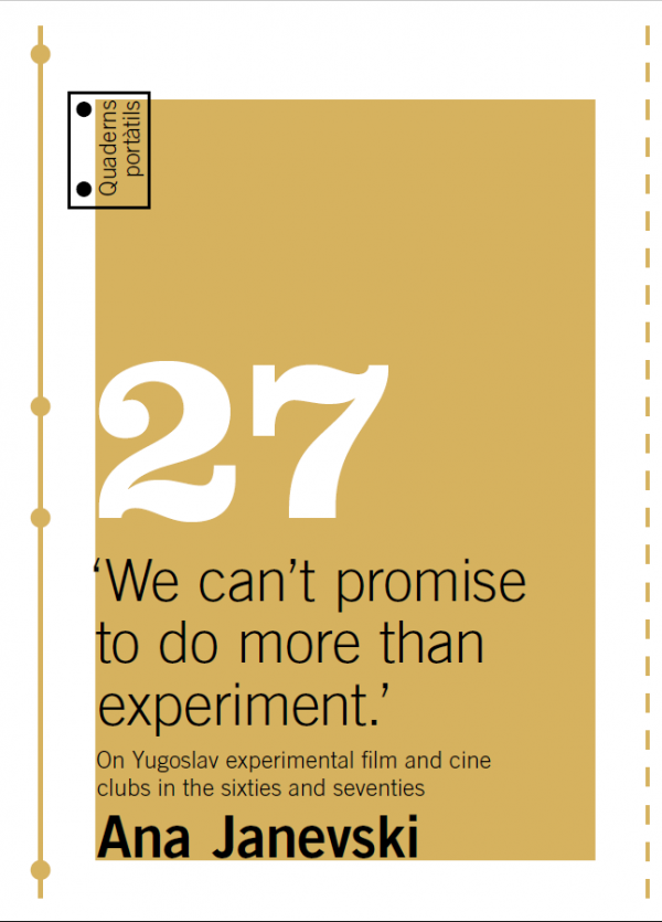 We can't promise to do more than experiment