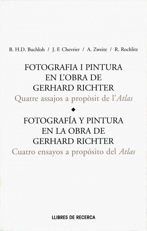 Fotografía y pintura en la obra de Gerhard Richter, 1999