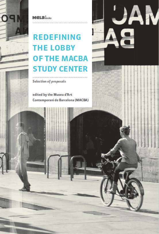 Redefining the Lobby of the MACBA Study Centre