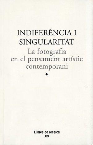 Indiferència i singularitat
