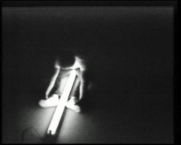 Manipulating a Fluorescent Tube