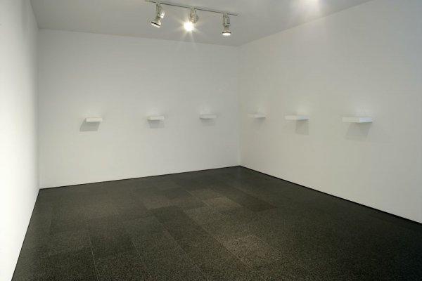 Intervenció a La Petite Galerie de Lleida. Reconstrucció