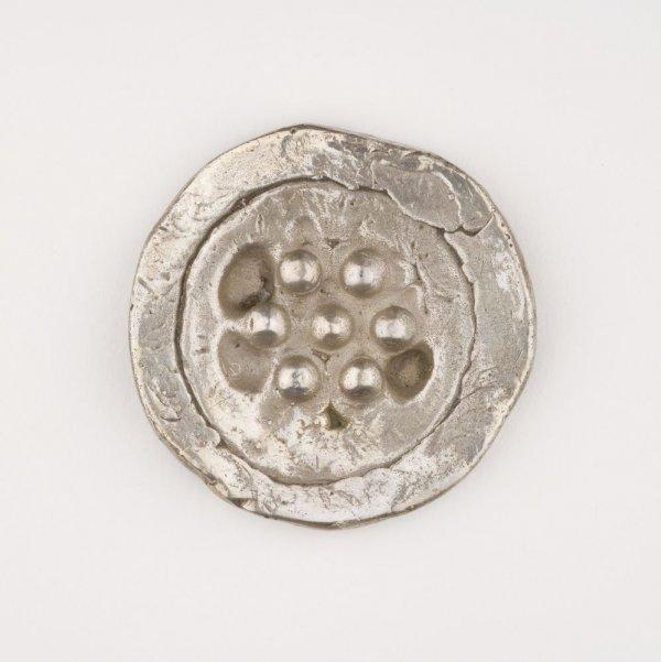 Bouche-évier (Bathtub or Sink Stopper) Artistic Medal