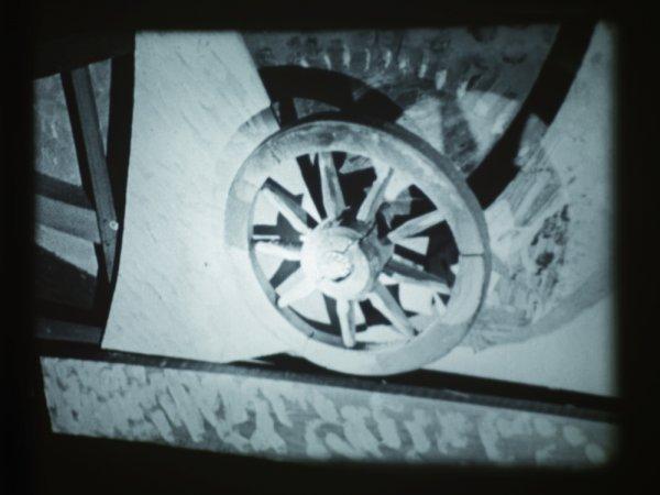 La Clef de l'Horloge (Poème cinematographique en l'honneur de Kurt Schwitters)