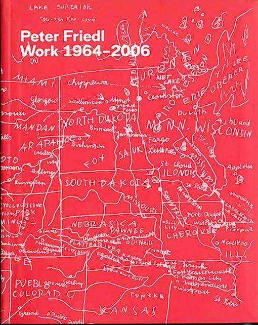 Peter Friedl: Obra 1964-2006