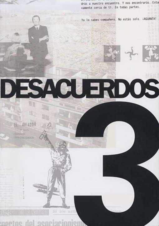 Desacuerdos 3. Sobre arte, políticas y esfera pública en el Estado español