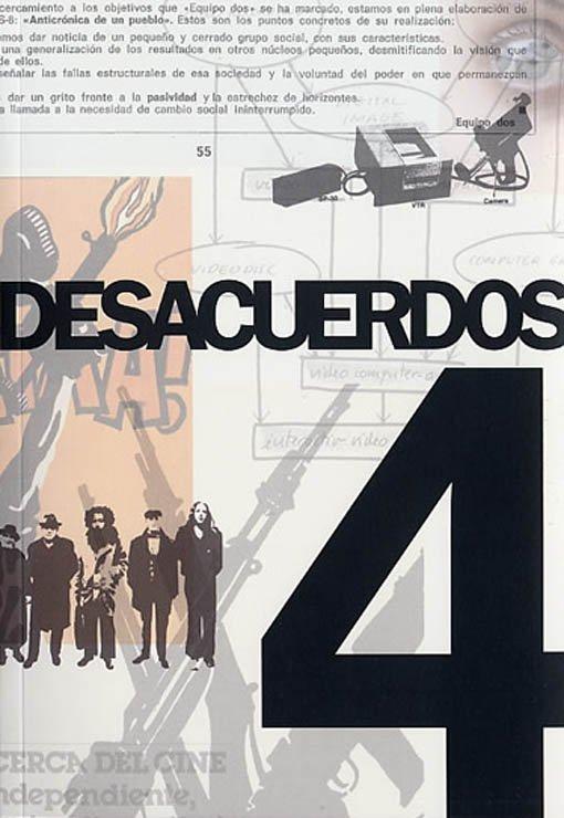 Desacuerdos 4. Sobre arte, políticas y esfera pública en el Estado español. Cine y vídeo