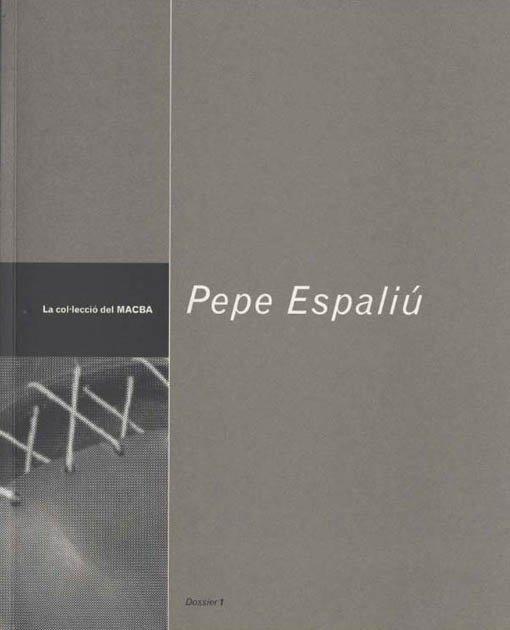 Pepe Espaliú. Dosier 1