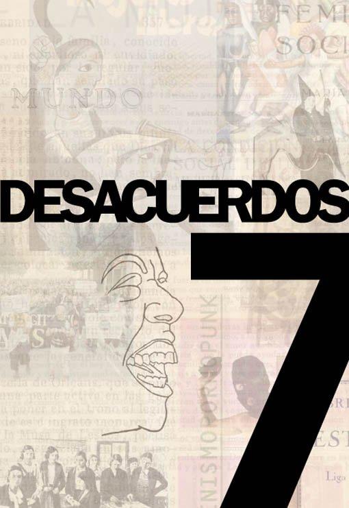 Desacuerdos 7. Sobre arte, políticas y esfera pública en el Estado español. Feminismos