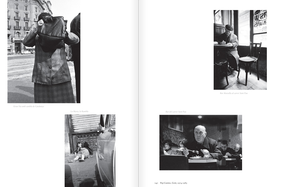 "Selection from the catalogue ""Centre Internacional de Fotografia Barcelona (1978-1983) "", pages 140 and 140"