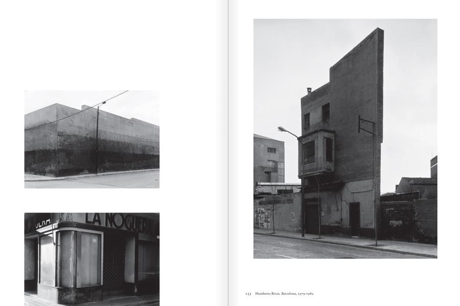 """Selecció del catàleg """"Centre Internacional de Fotografia Barcelona (1978-1983) """", pàgines 154 i 155"""