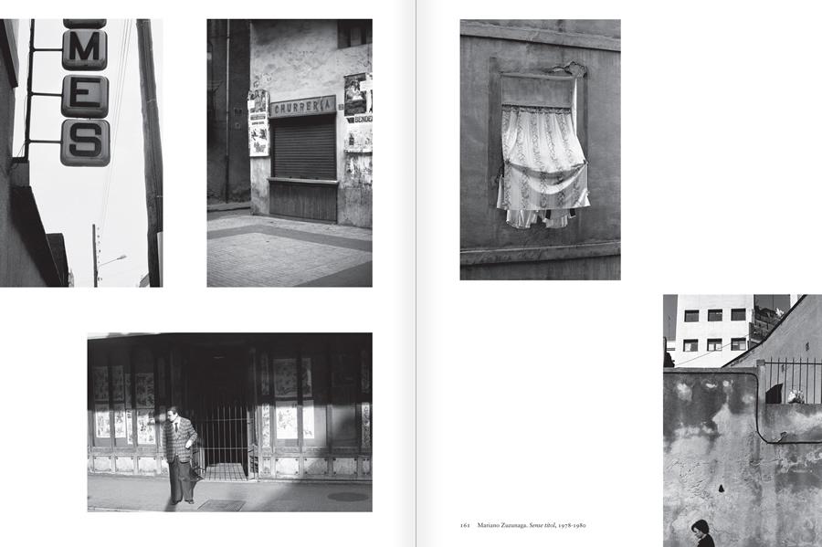 """Selecció del catàleg """"Centre Internacional de Fotografia Barcelona (1978-1983) """", pàgines 160 i 161"""
