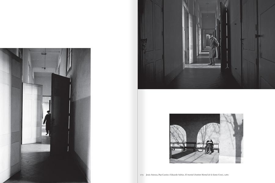 """Selecció del catàleg """"Centre Internacional de Fotografia Barcelona (1978-1983) """", pàgines 174 i 175"""