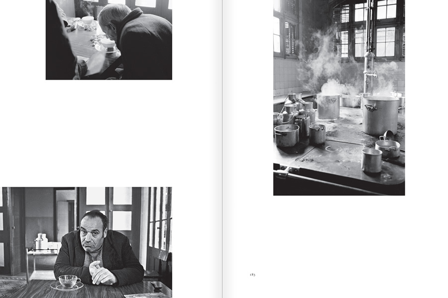 """Selecció del catàleg """"Centre Internacional de Fotografia Barcelona (1978-1983) """", pàgines 182 i 183"""