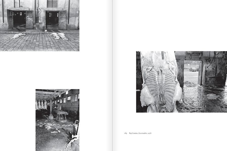 """Selecció del catàleg """"Centre Internacional de Fotografia Barcelona (1978-1983) """", pàgines 184 i 185"""