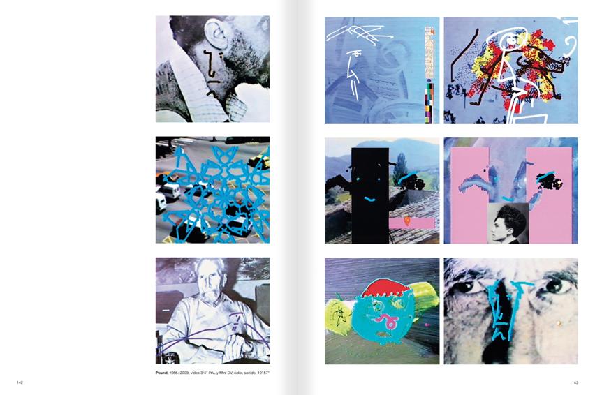 """Selecció del catàleg """"Paral·lel Benet Rossell"""" pàgines 142 i 143"""
