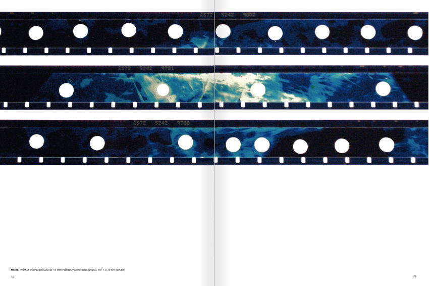 Selection from the catalogue 'Paralelo Benet Rossell', pages 72 and 73
