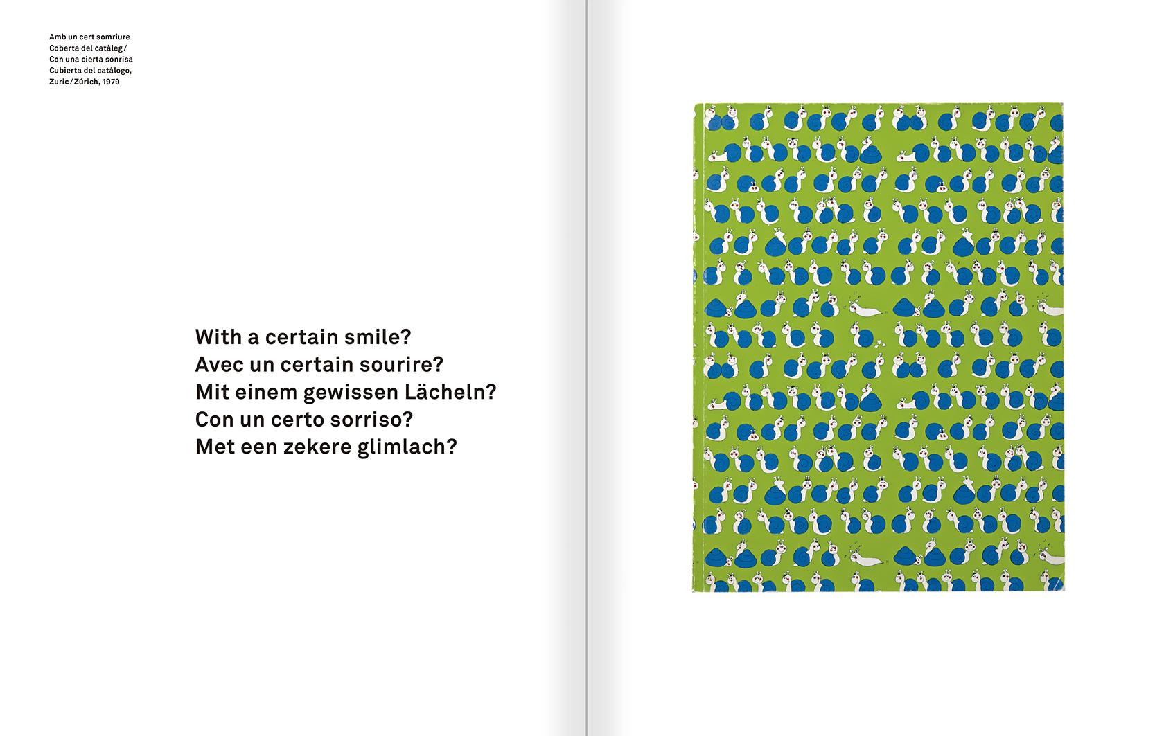 """Selecció del catàleg """"Amb la probabilitat de ser vist. Dorothee i Konrad Fischer: Arxius d'una actitud"""" pàgines 92 i 93"""