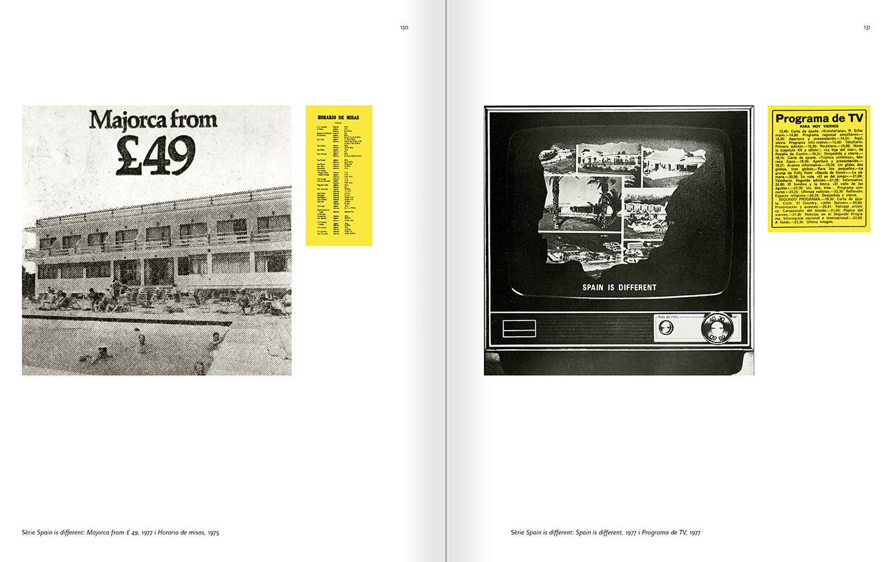 Selection from the catalogue 'Rabascall. Production 1964–82', pages 130 and 131