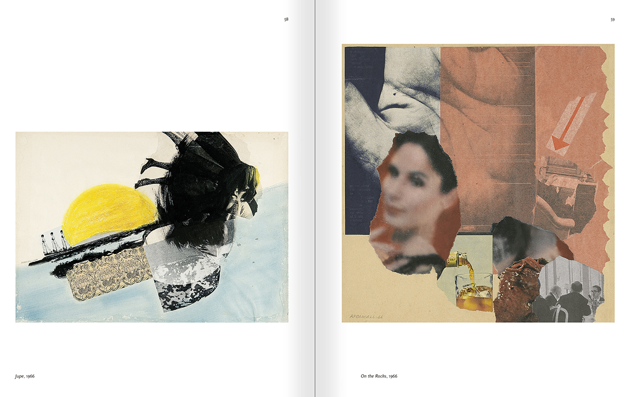 Selection from the catalogue 'Rabascall. Production 1964–82', pages 58 and 59