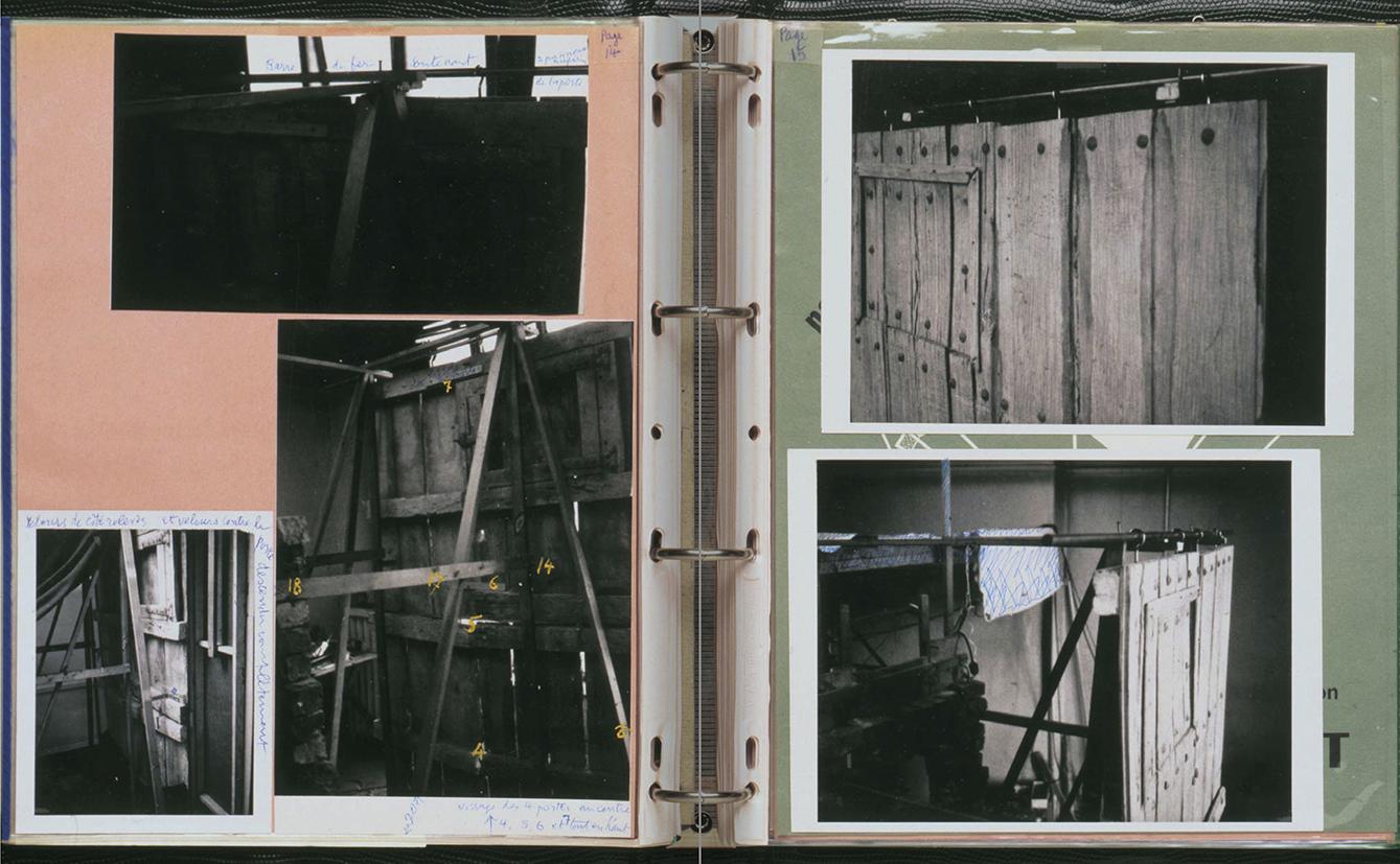 """Selecció del catàleg """"Galeria Cadaqués. Obres de la Col·lecció Bombelli"""" pàgines 14 i 15"""