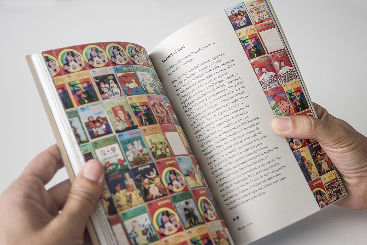 """Selección del catálogo """"Sous nos yeux"""", páginas 74 y 75"""
