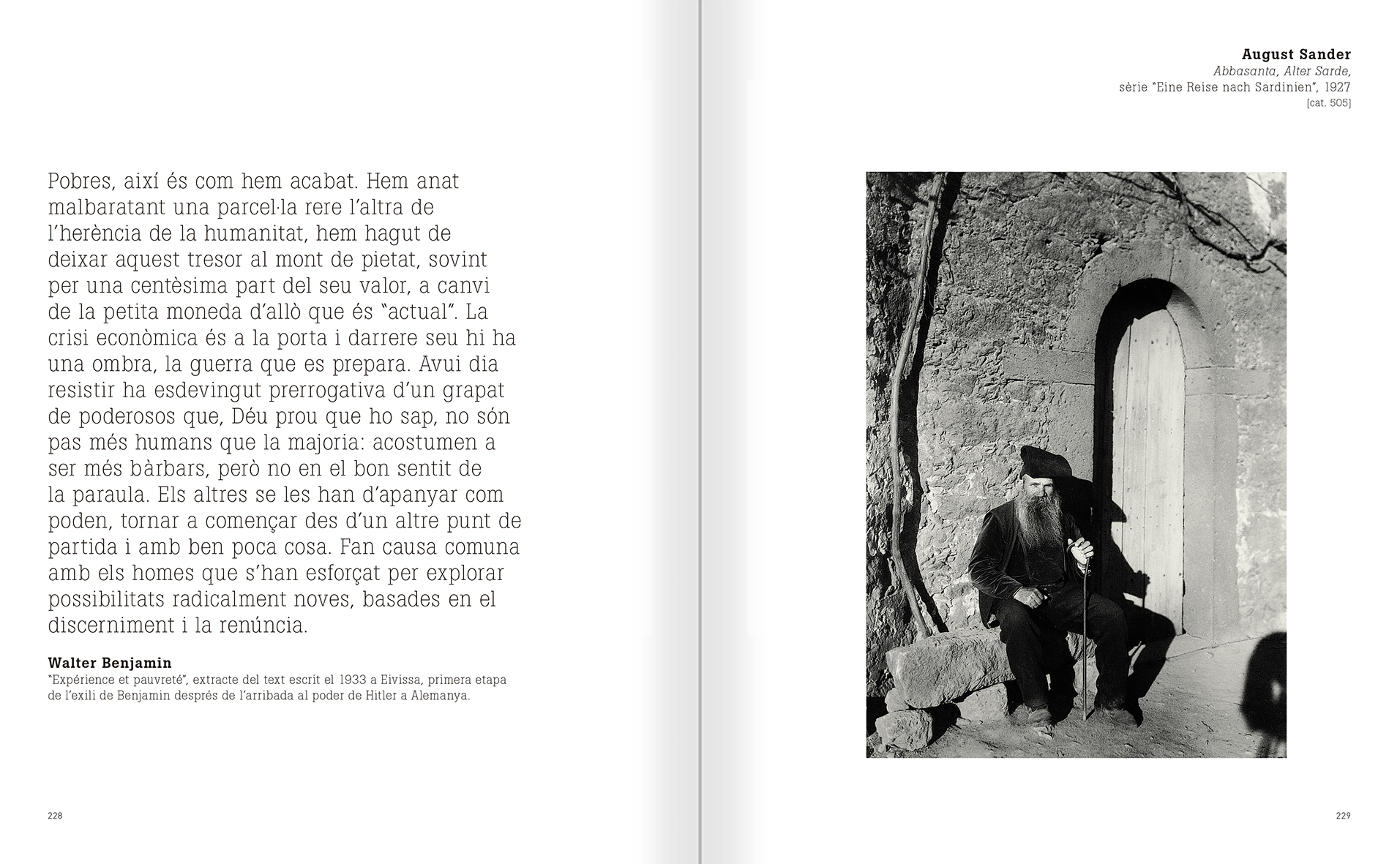 Selection from the catalogue 'Nancy Spero. Dissidances', pages 228 and 229