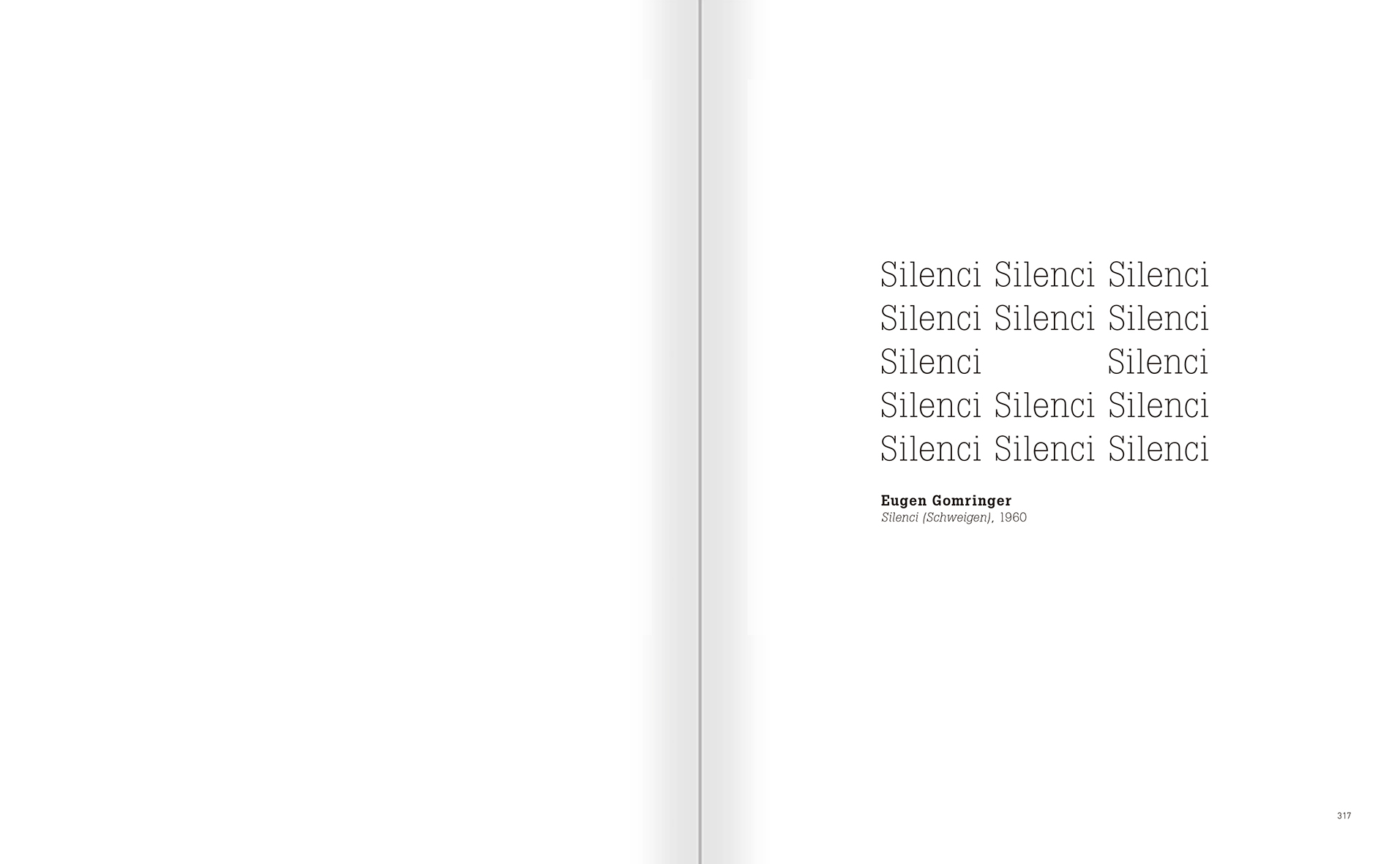 Selection from the catalogue 'Nancy Spero. Dissidances', pages 316 and 317