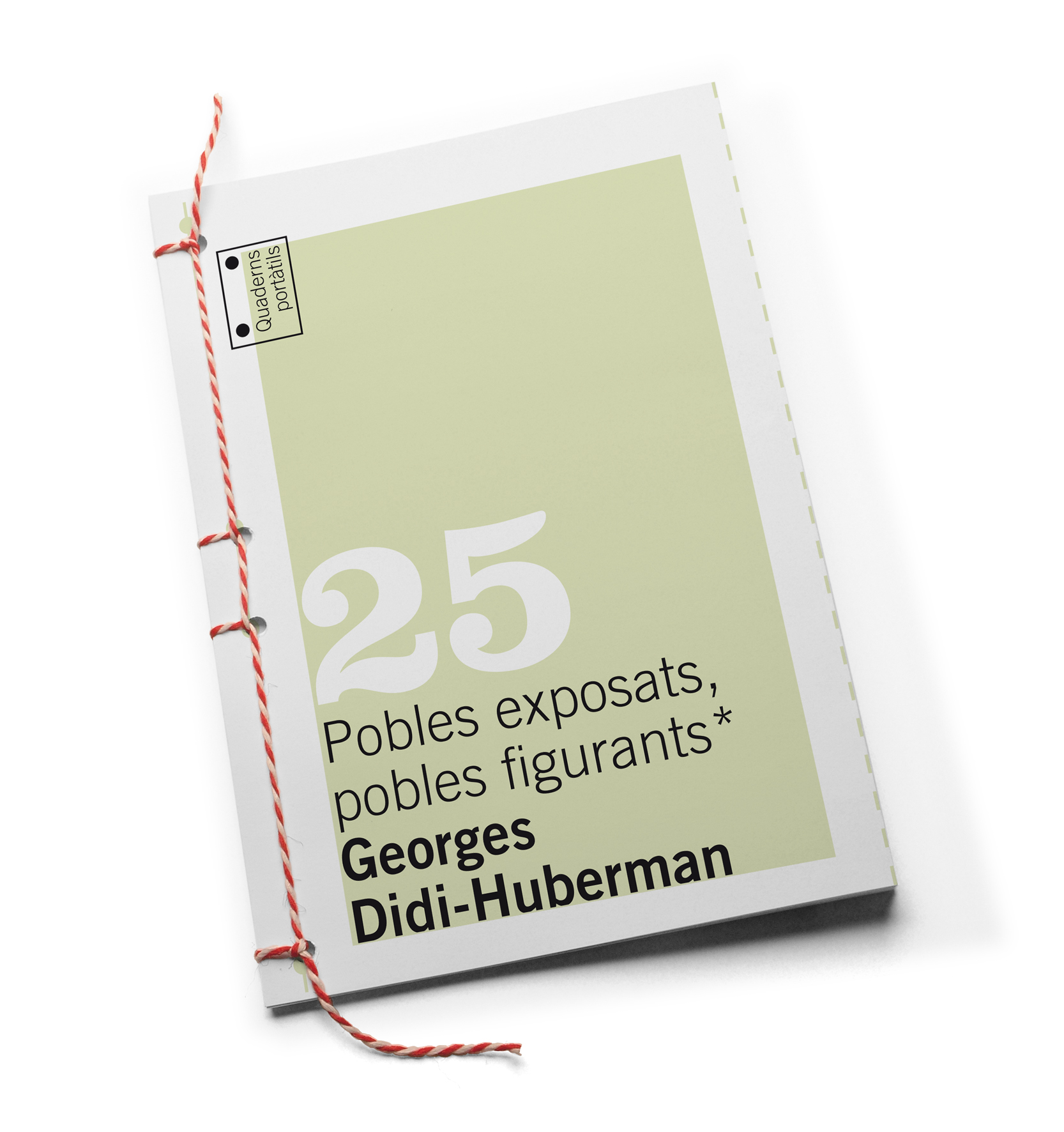 "Georges Didi-Huberman ""Pobles exposats, pobles figurants*"", 2011"