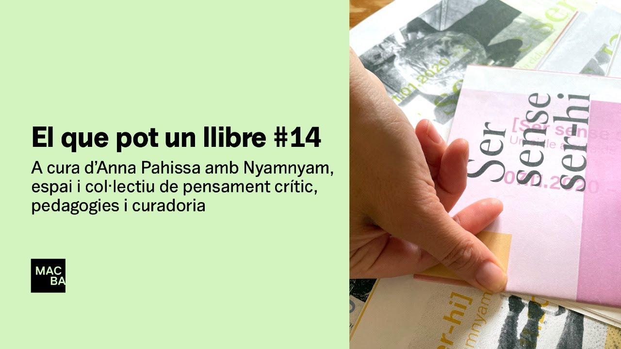 Lo que puede un libro #14. Nyamnyam